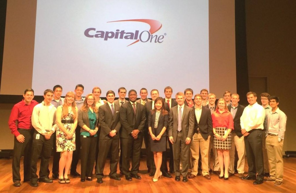 Capital One TDP Internship